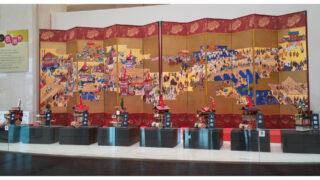 祇園祭 屏風絵