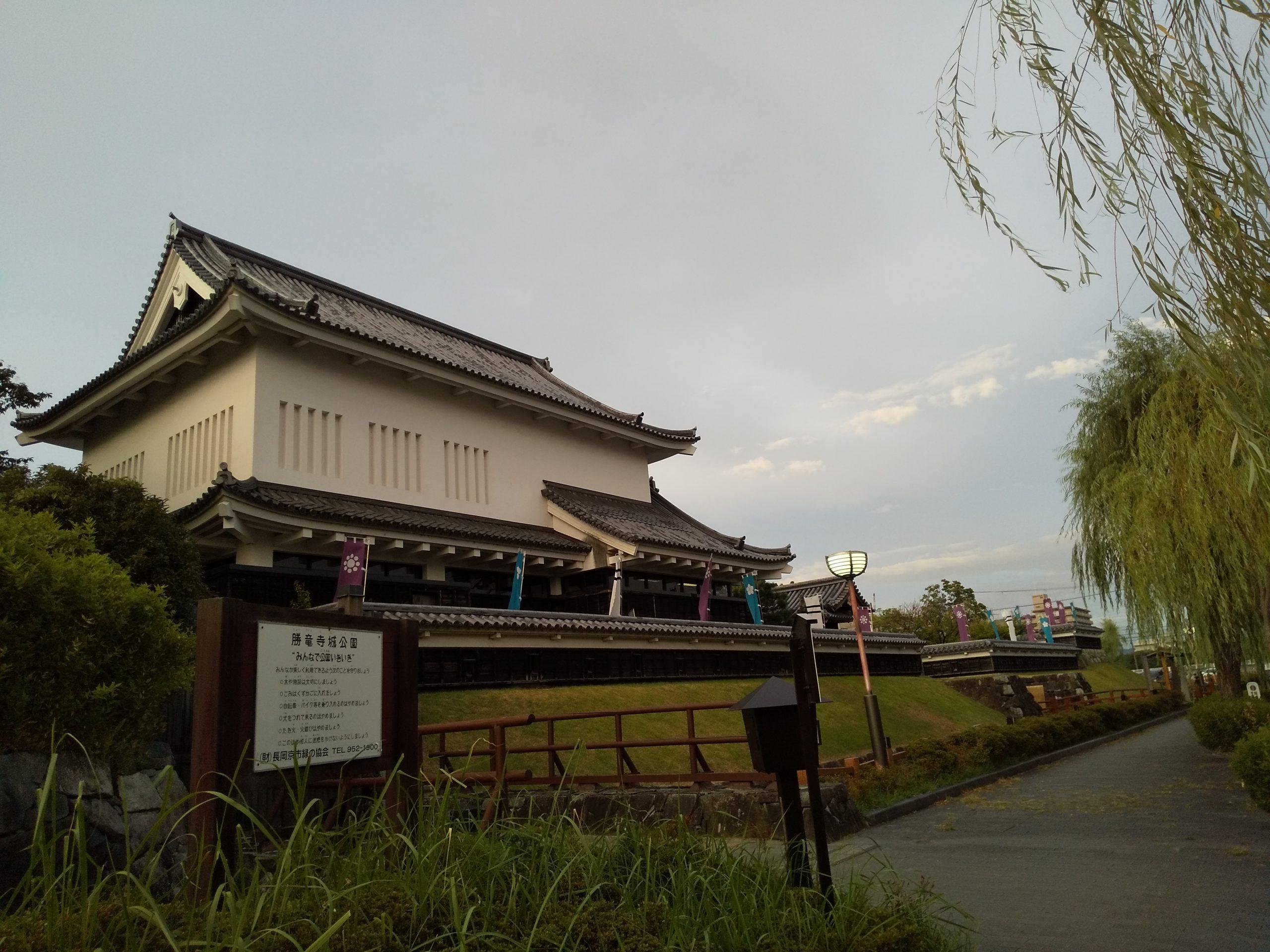 勝竜寺城3