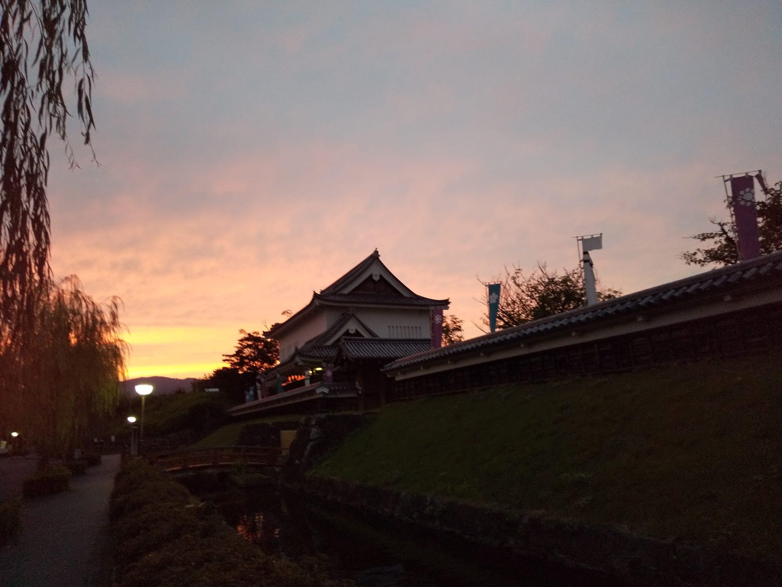 勝竜寺城 1