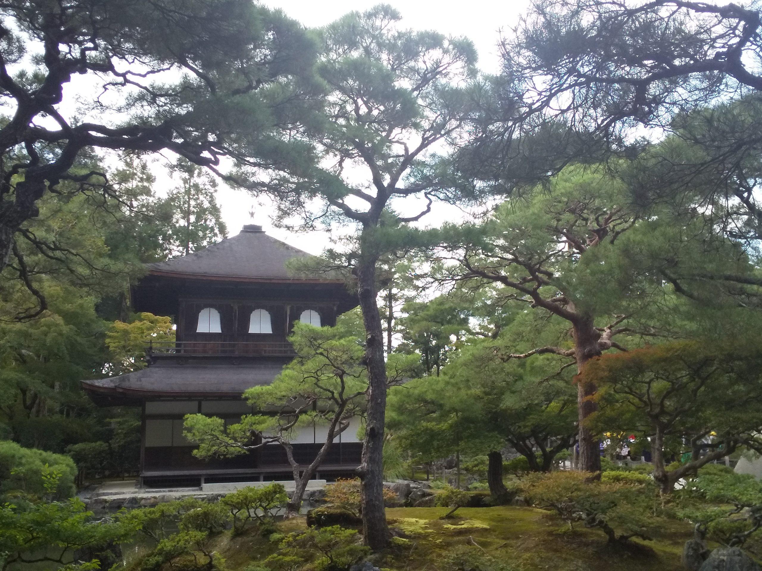 銀閣寺 観音堂