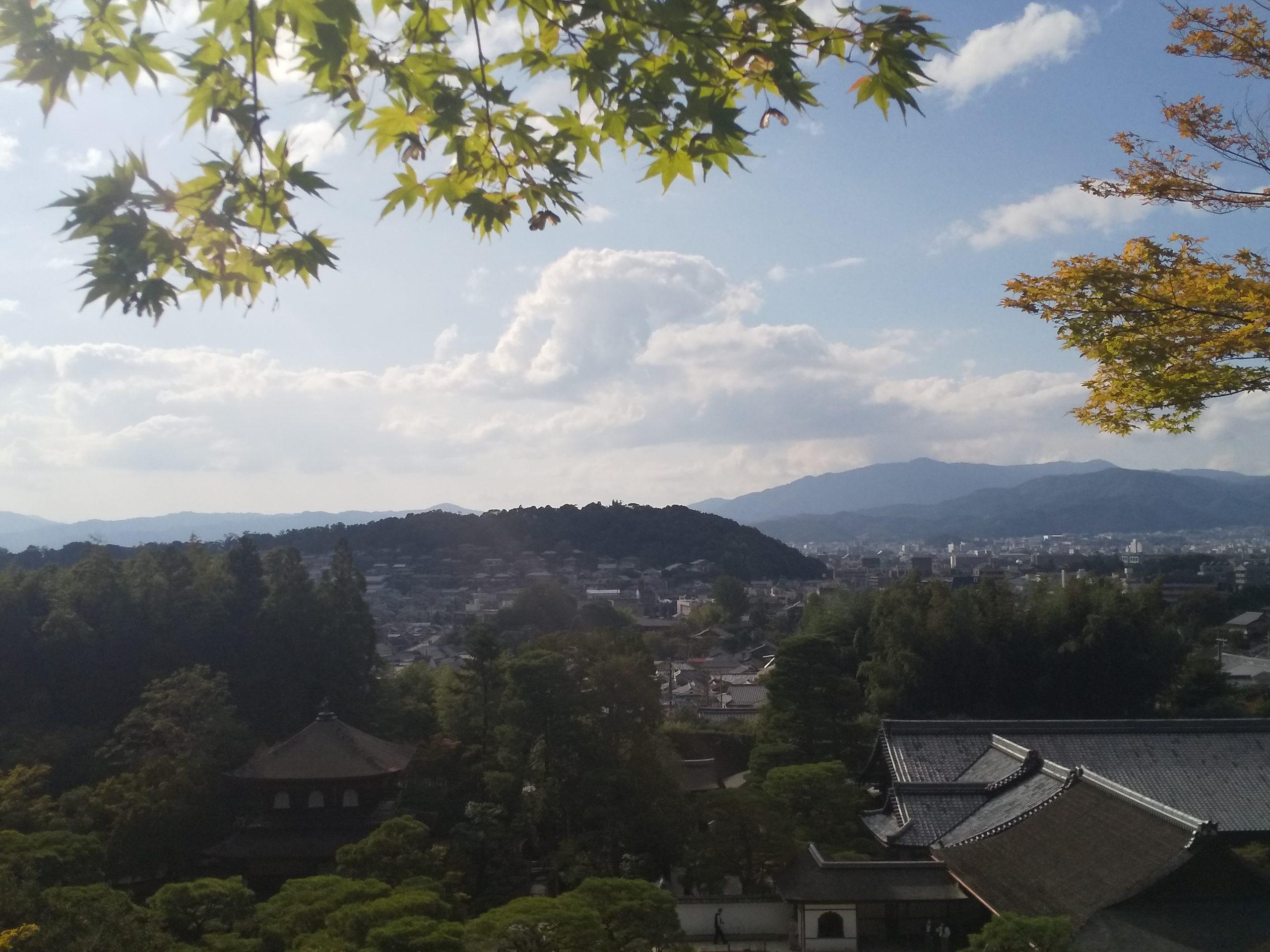 銀閣寺 庭園2