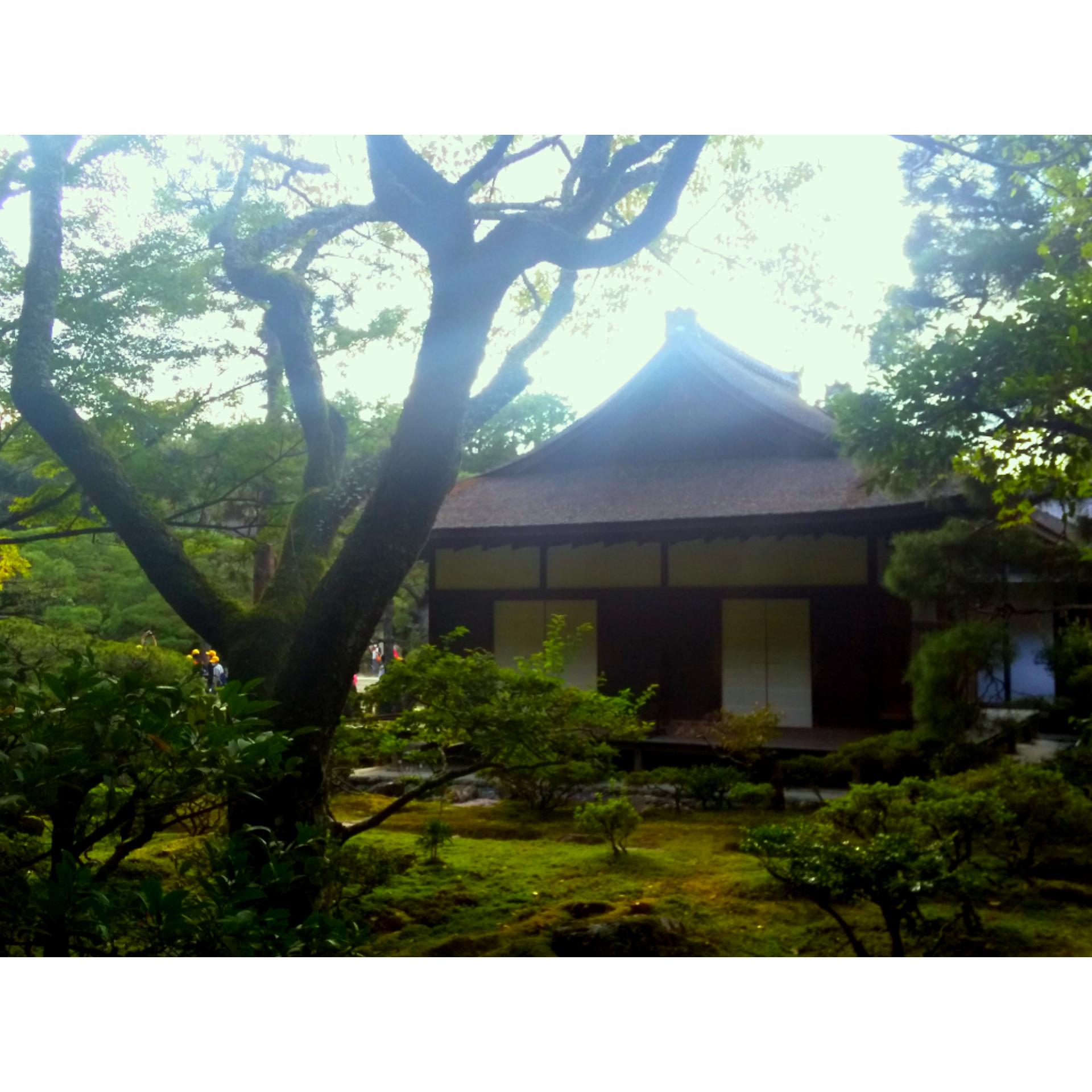銀閣寺 東求堂2