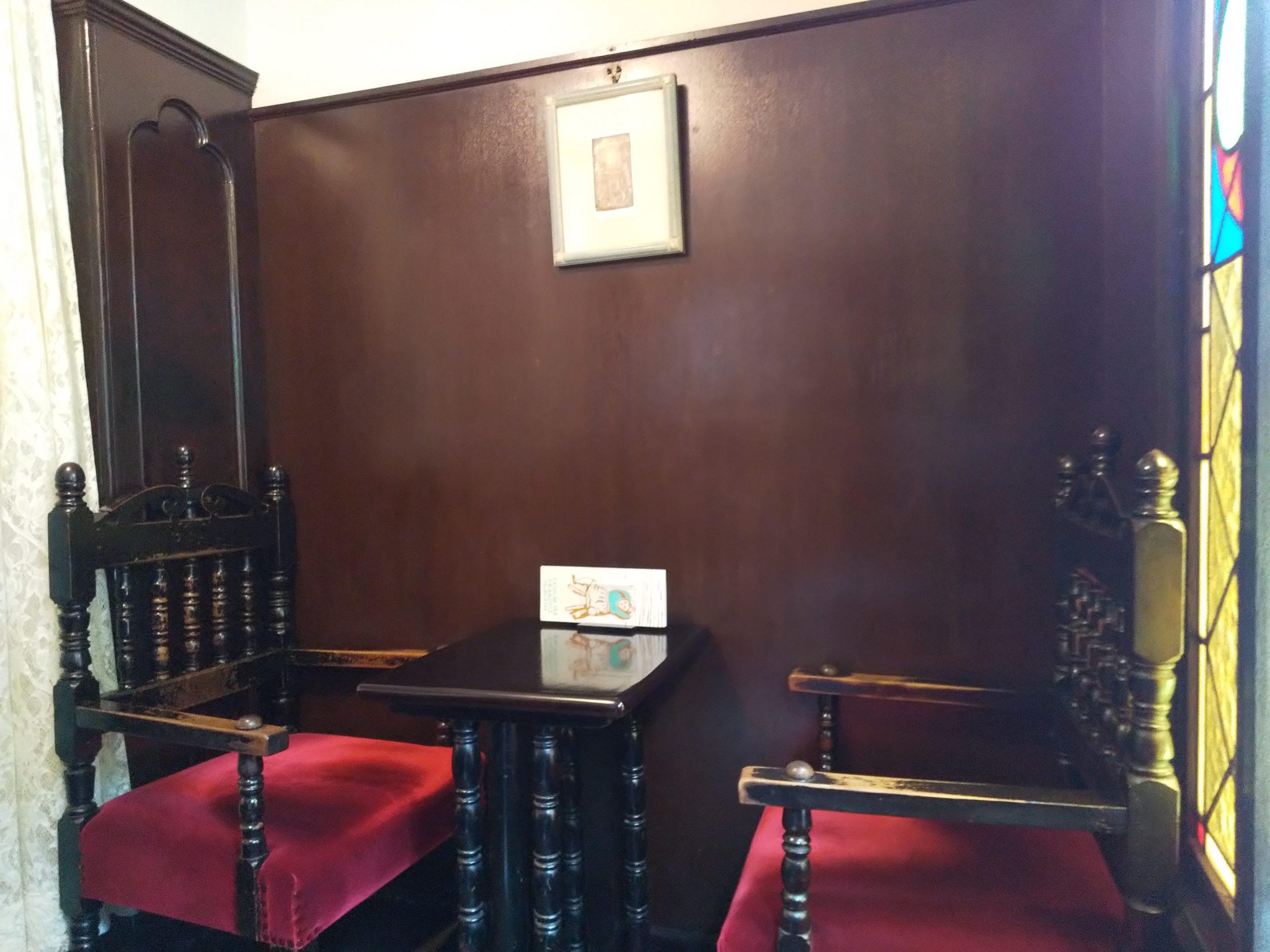 フランソア喫茶室 1