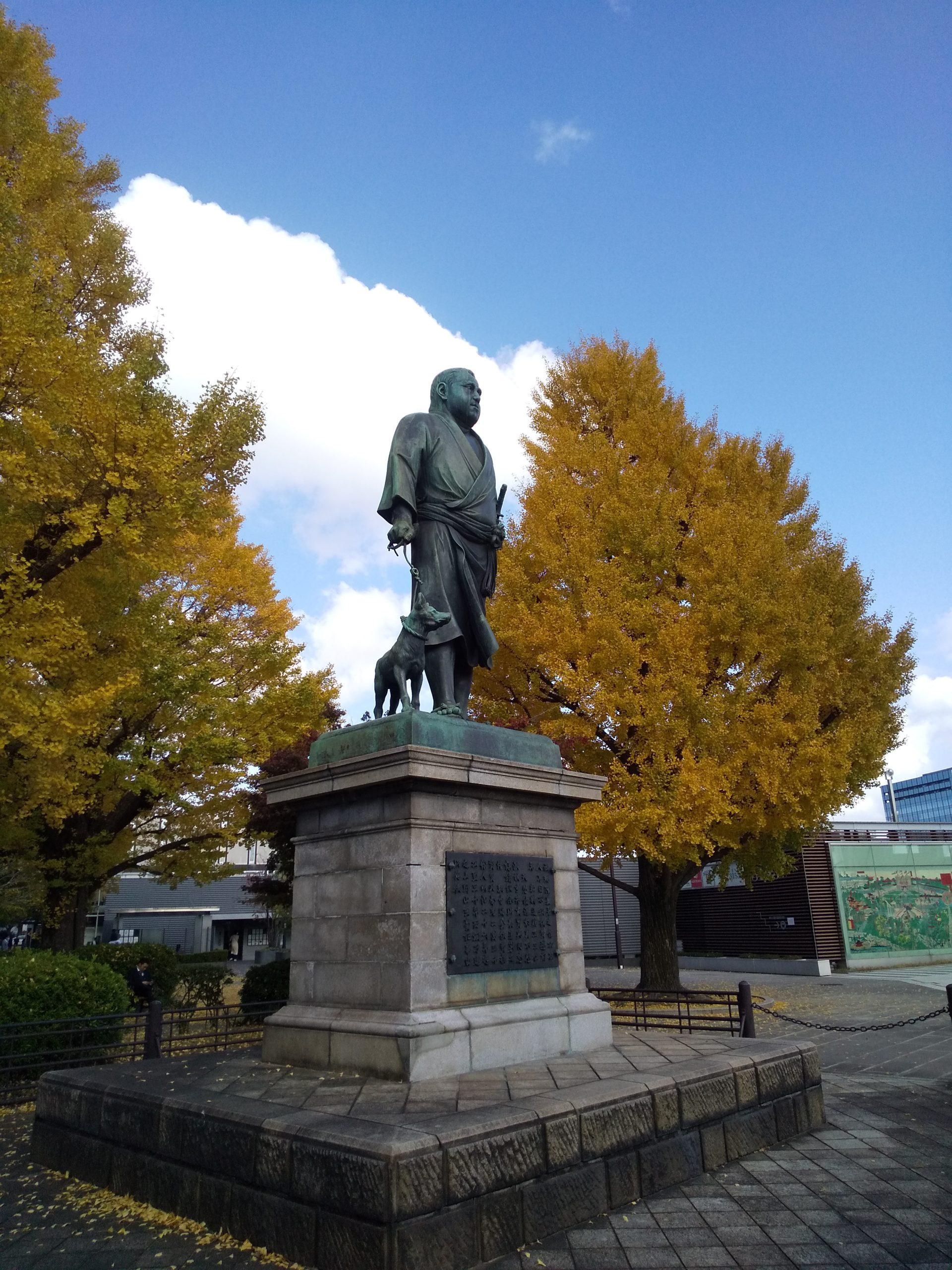 上野 西郷隆盛像