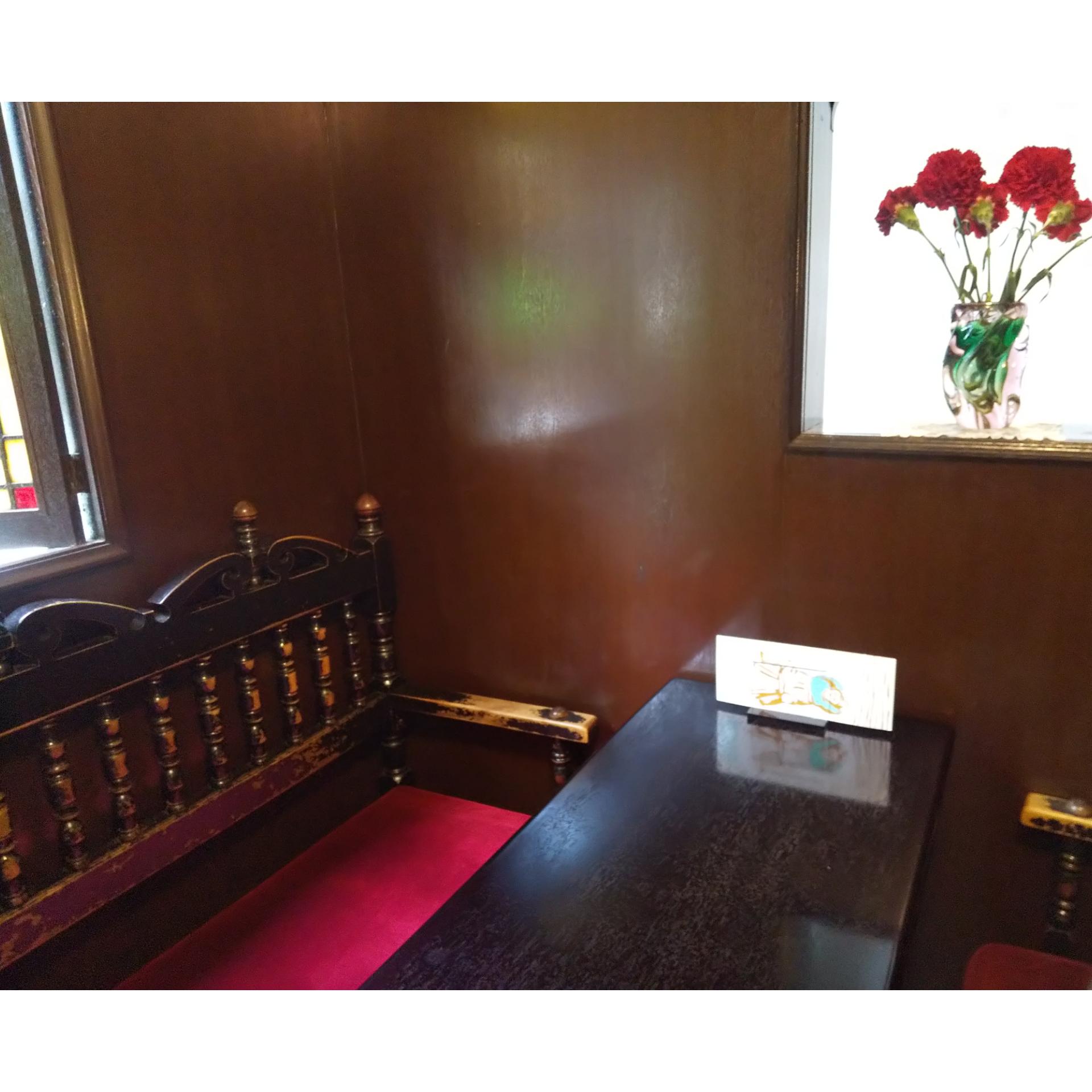 フランソア喫茶室 5