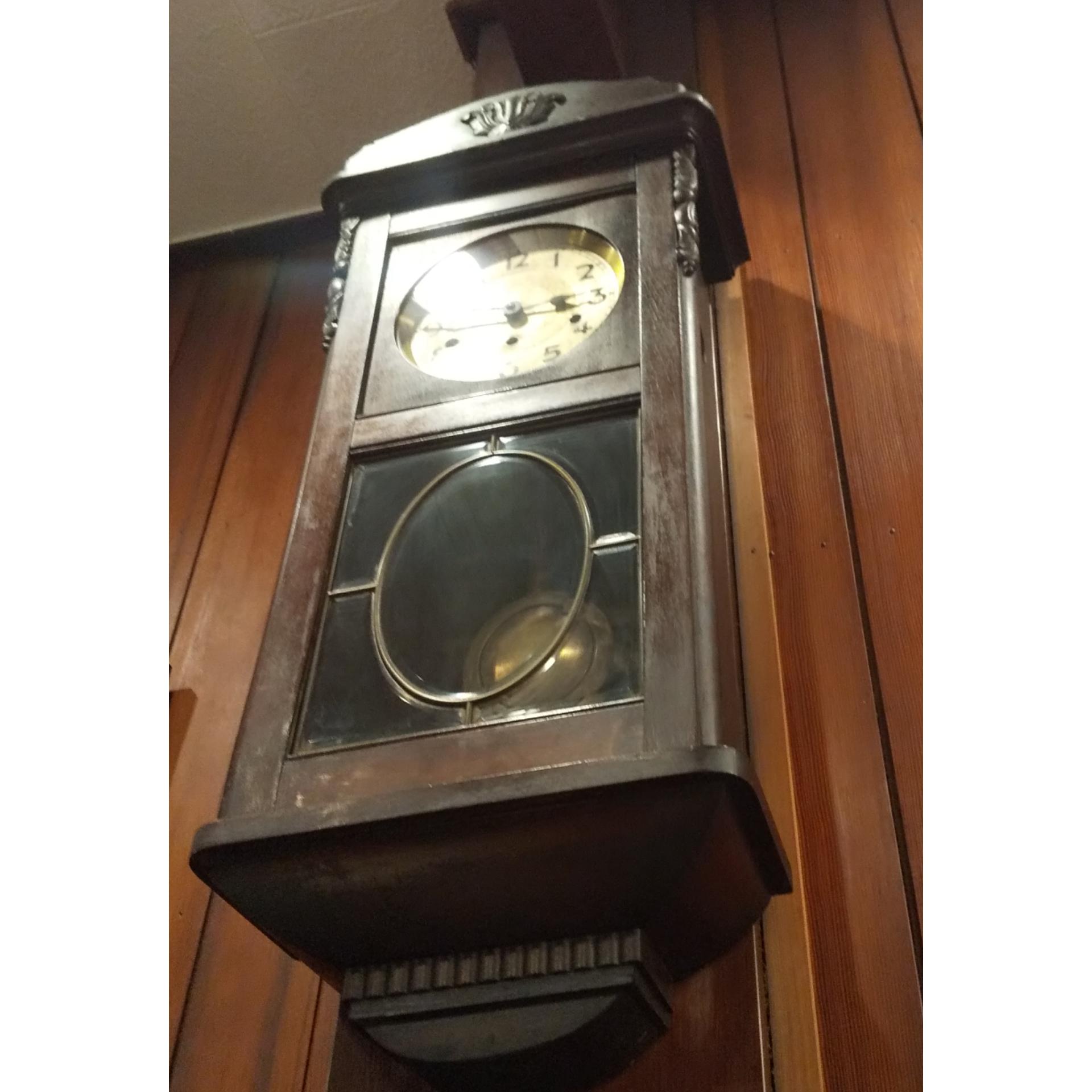 スマート珈琲店 振り子時計