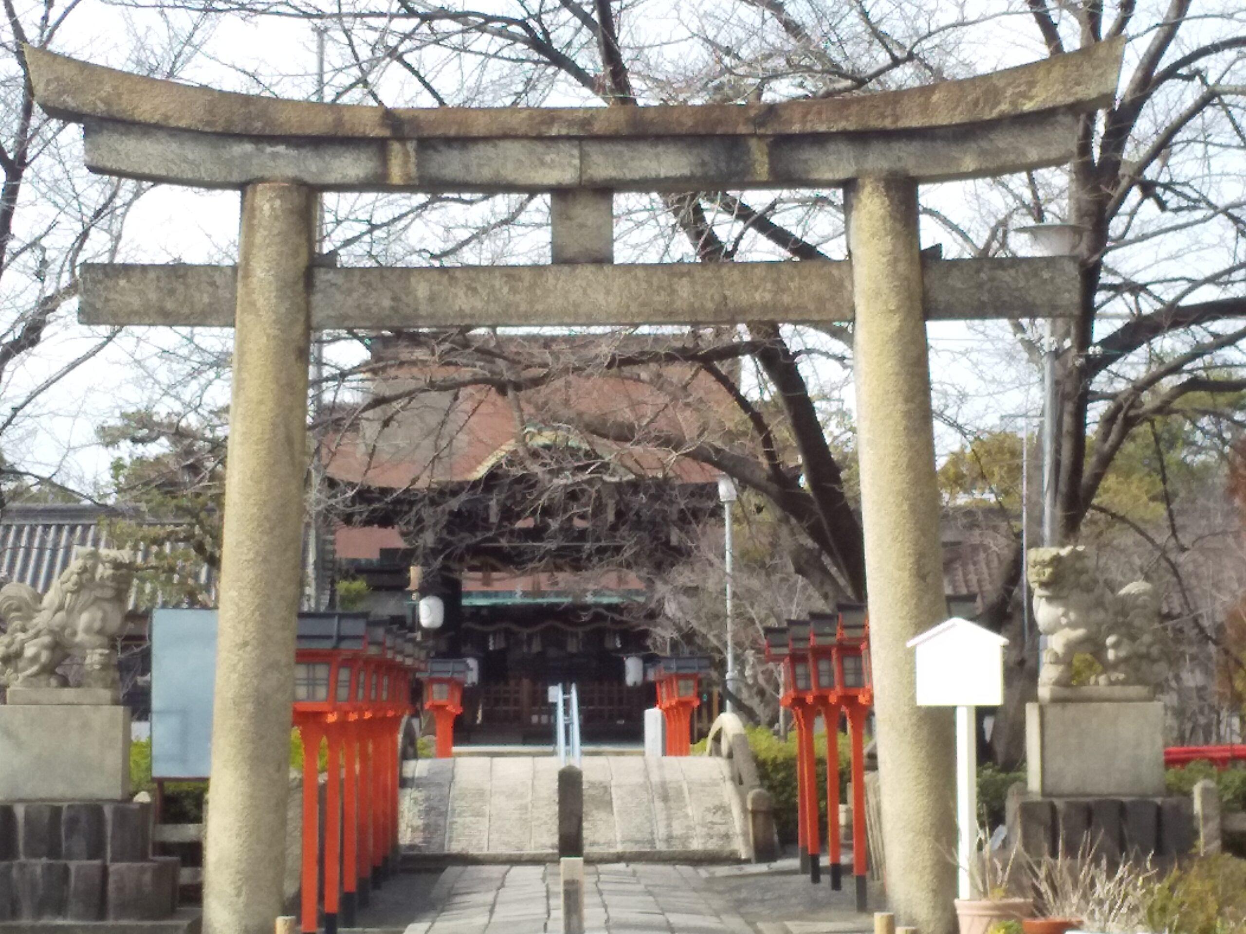 六孫王神社 1