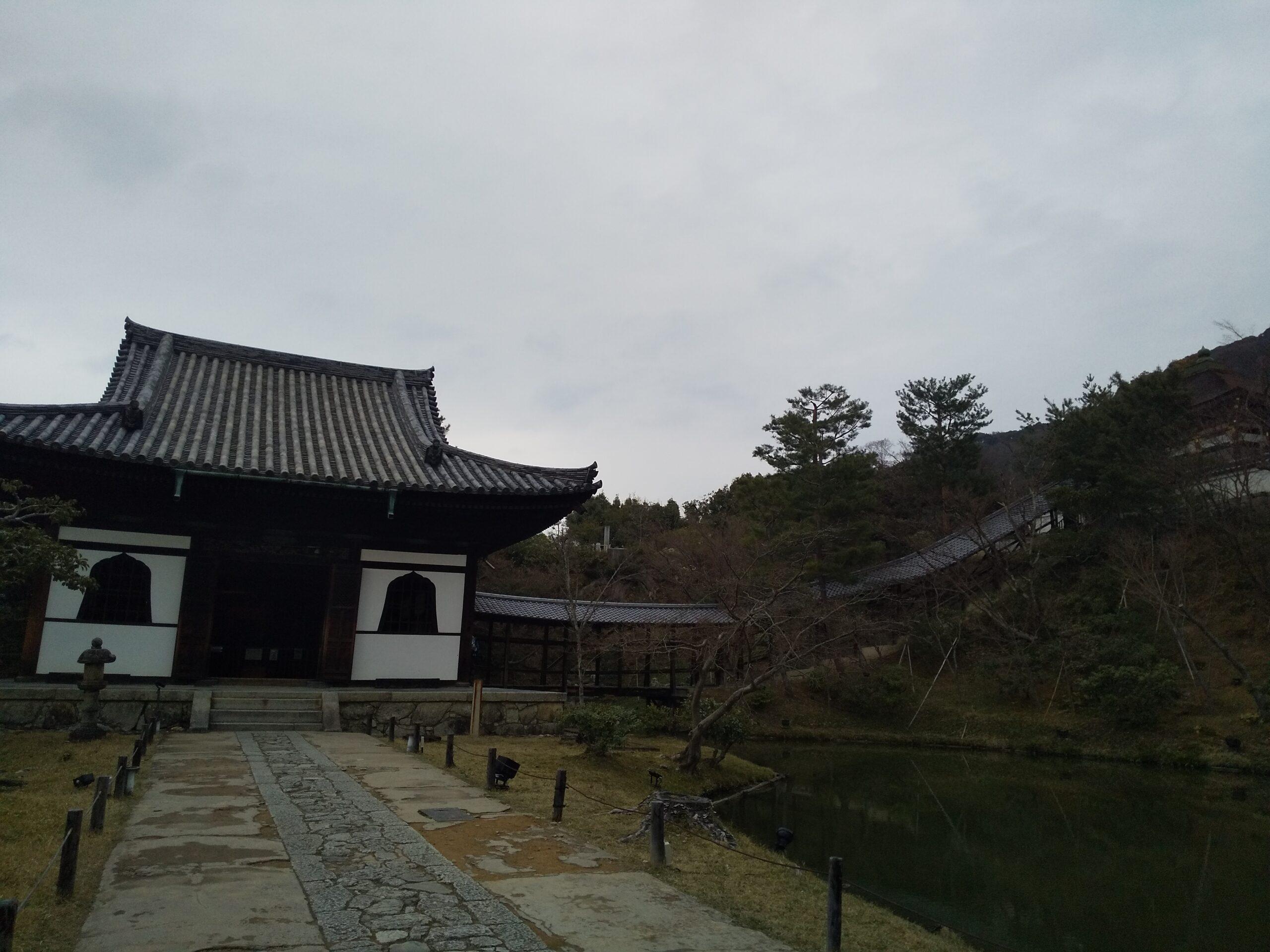 高台寺 開山堂